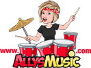 AllySMusic.com UK Drummer Ally Smith